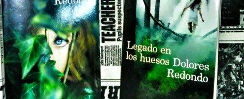 La Trilogie de la vallée du Baztan, Dolores Redondo