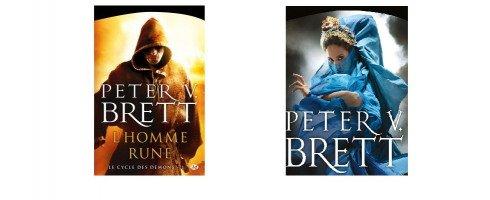 Le cycle des démons de Peter V. BRETT